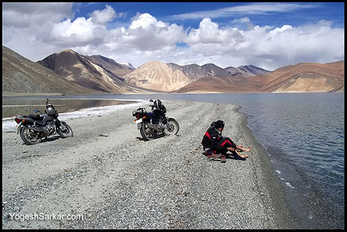 lake in 3 idiots movie, pangong tso