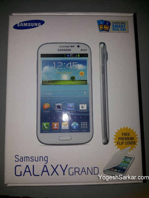 Bought Samsung Galaxy Grand
