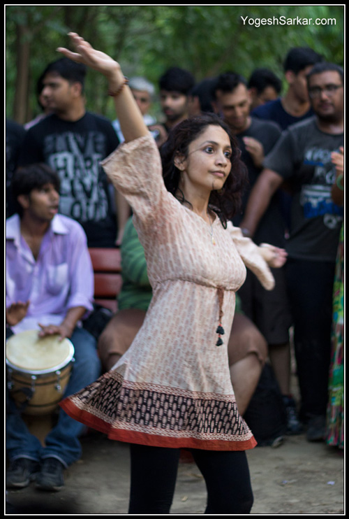 delhi-drum-circle-dance