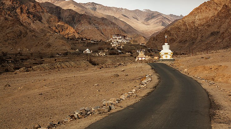 Flights booked for 5th trip to Ladakh