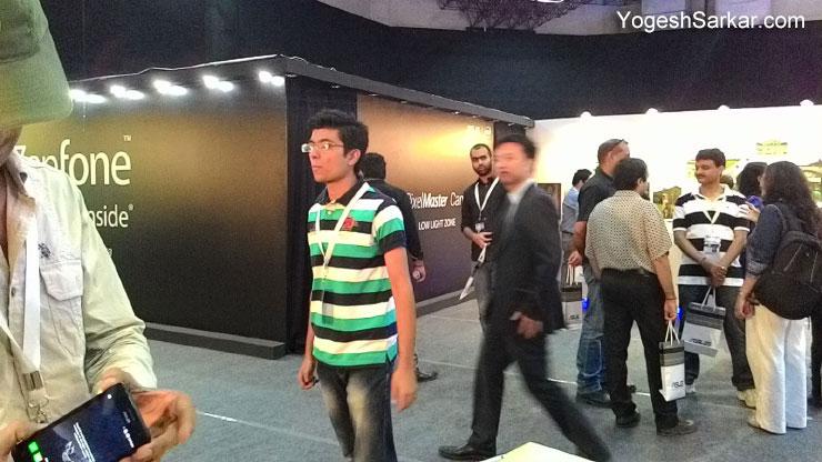 Asus ZenFone 5 indoor photo