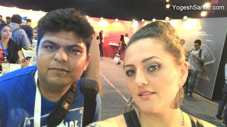 ZenFone 5 Selfie Mode
