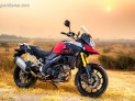 Suzuki V-Strom Photo Shoot