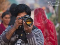 File photograph of Rajiv with his Nikon D800 and 70-200 f2.8 VR.