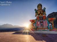 Story Behind the Image-1: Maitreya Statue, Diskit