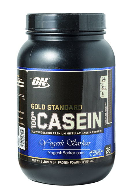 ON Gold Standard 100% Casein Review