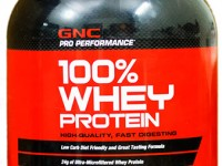 GNC Pro Performance 100% Whey Review