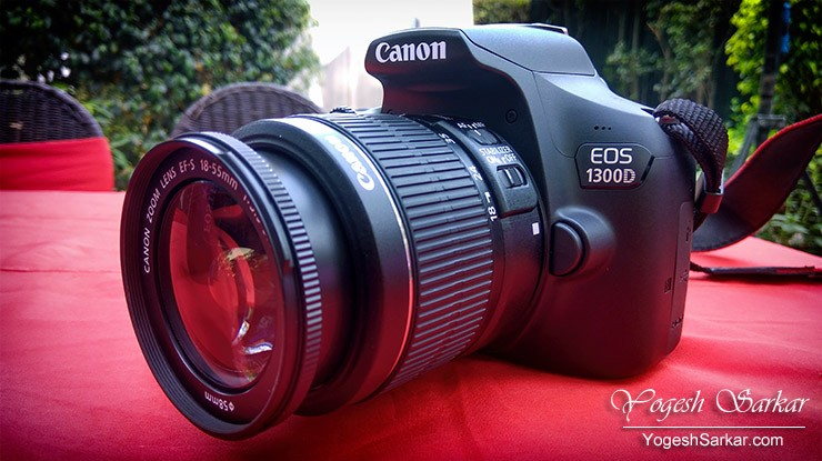 Canon EOS1300D, hands on review