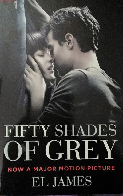 Fifty Shades of Grey, book review