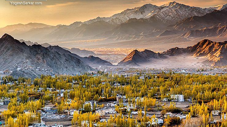 Ladakh in October, a bad idea?