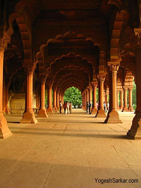 Red Fort Lal Qila Yogeshsarkar Com
