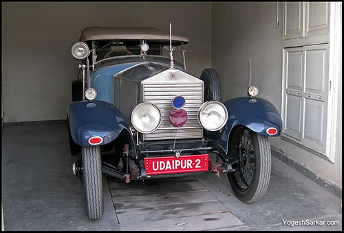 Rolls Royce 20 hp tourer 1924