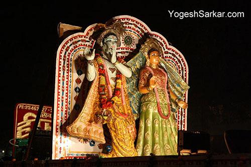 krishna-radha-murti