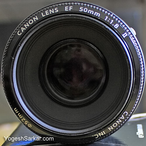 canon ef 50mm f 1.8 lens