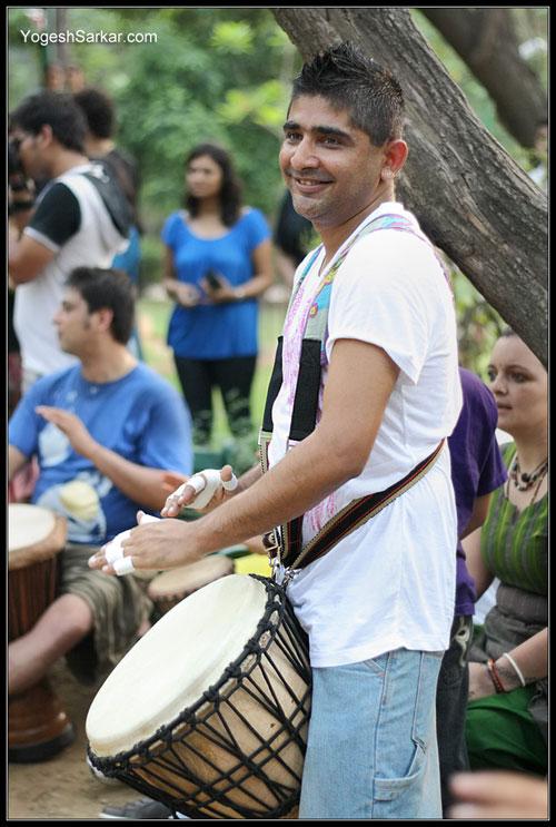 delhi-drum-circles