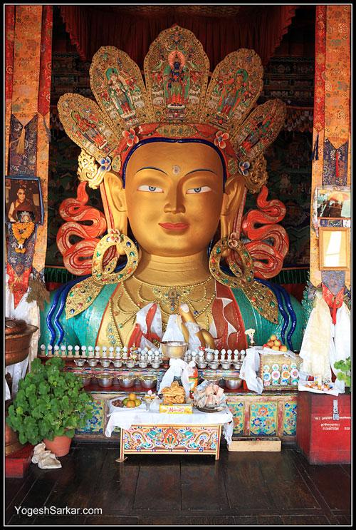 thiksey-buddha-statue