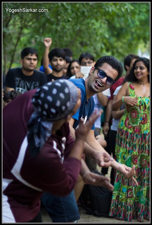 Delhi Drum Circle, Deer Park | - YogeshSarkar com