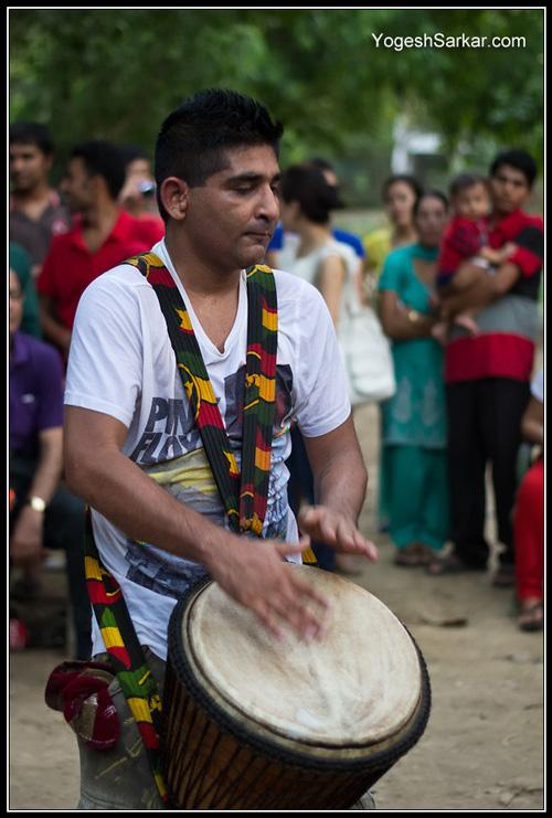 drum-circle-delhi