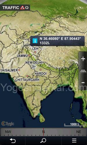 sygic-mapmyindia-android-app