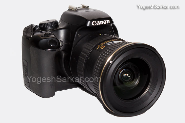 Canon 1000D and Tokina 11-16 f2.8 II