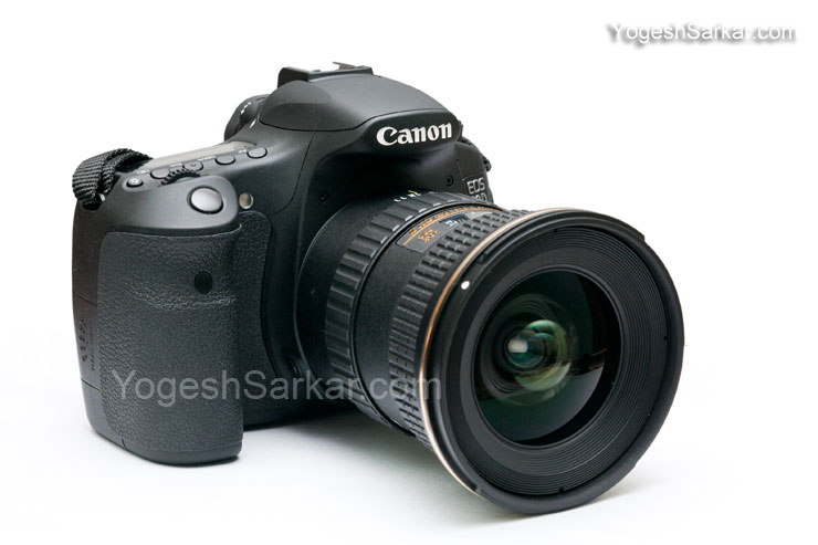 Canon 60D and Tokina 11-16 f2.8 II lens