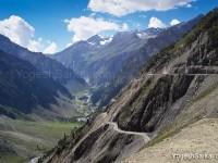 Road to Zoji La
