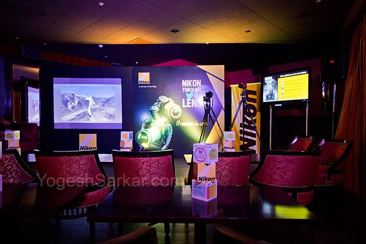 Nikon's Through The Lens Blogger Meet