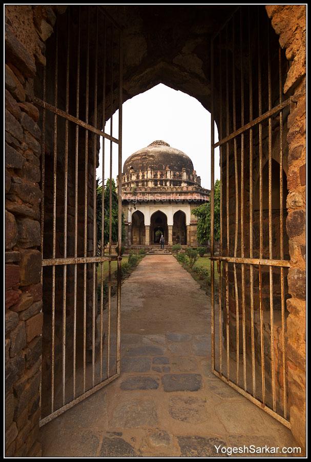 Sikandar Lodi's Tomb