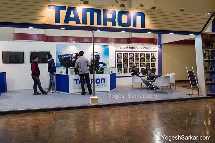 tamron-india-booth