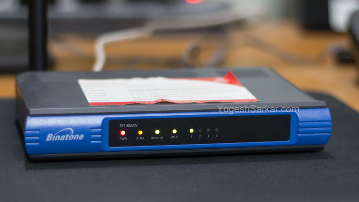 Airtel Broadband, a parting review - YogeshSarkar com