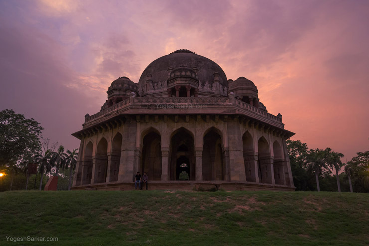 muhammad-shah-tomb