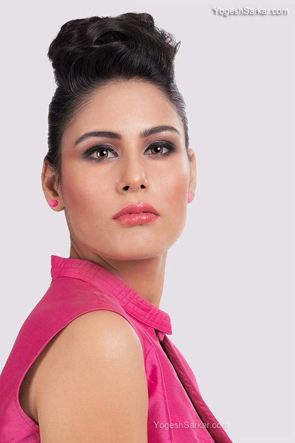 model-in-pink-dress