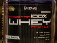 Ultimate Nutrition Prostar 100% Whey Review