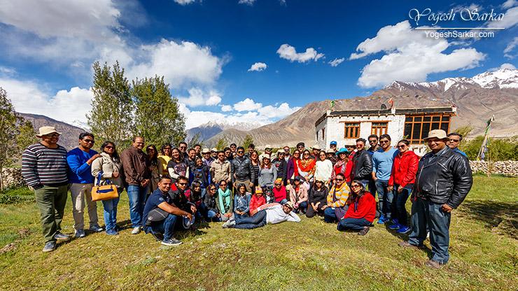 ladakh group tour