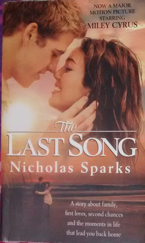 book review last song I am a huge fan of nicholas sparks and this book does not disapoint it is another read all book reviews of the last song book wiki important events.