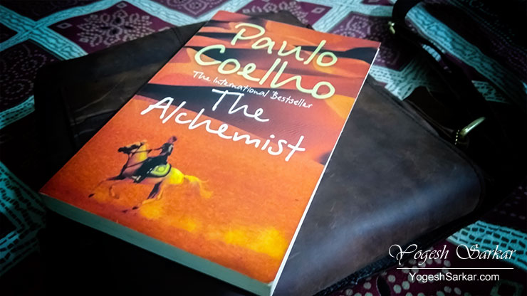 what is the alchemist by paulo coelho about