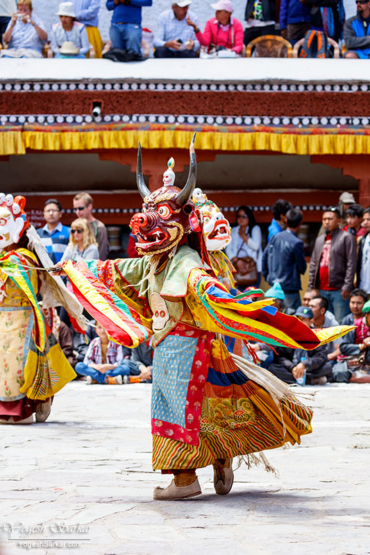 hemis-monastery-festival