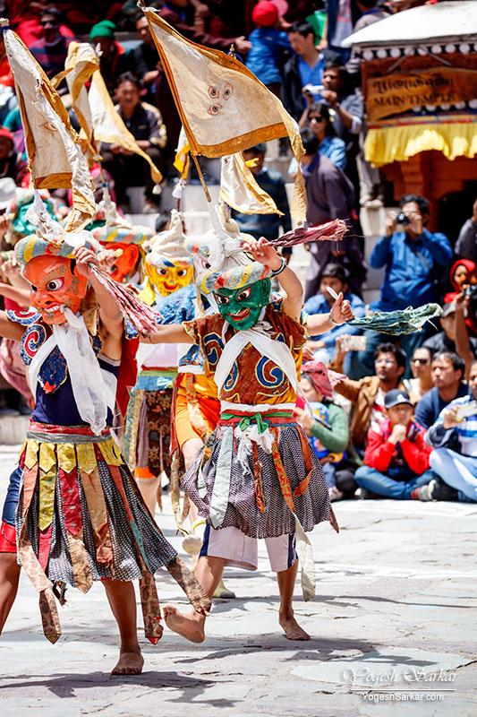 hemis-monastic-festival
