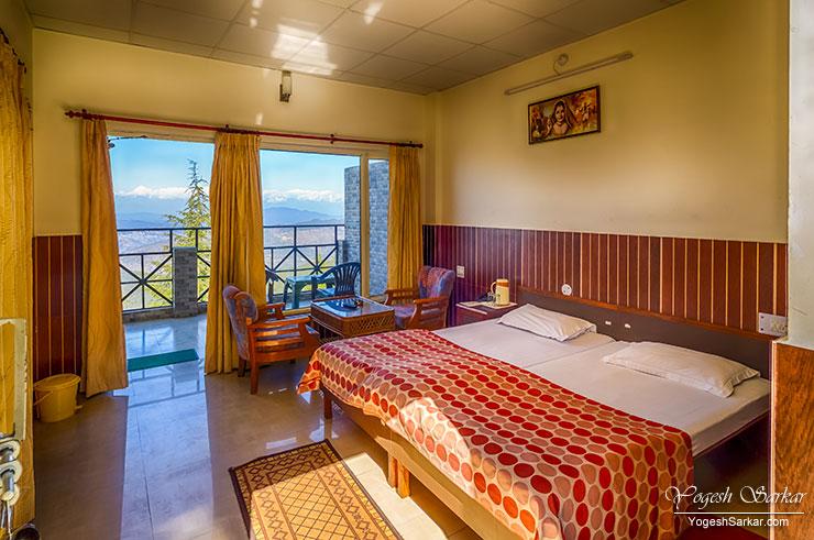 kmvn-mukteshwar-room