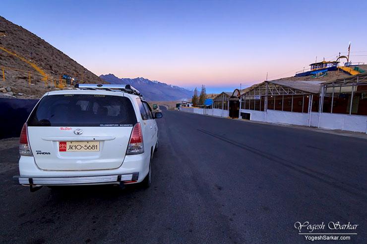 taxi-in-ladakh