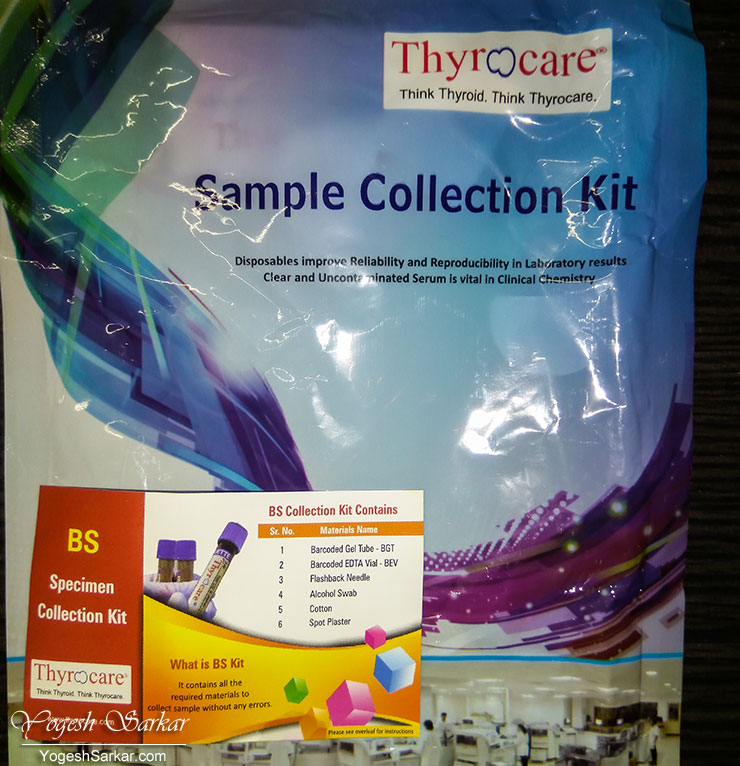thyrocare-sample-collection-kit