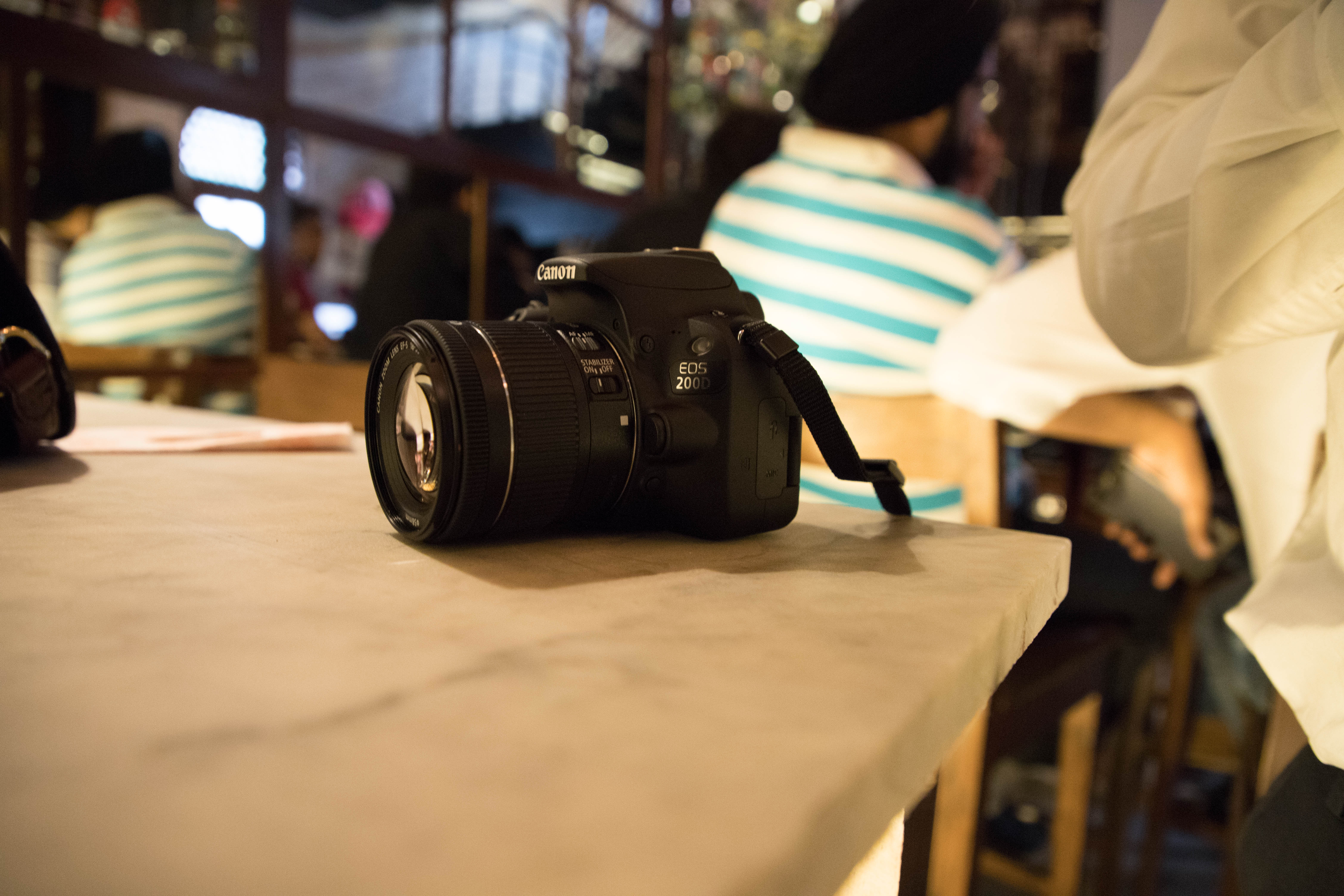 Canon 6D Mark ii and Canon 200D first impression - YogeshSarkar com