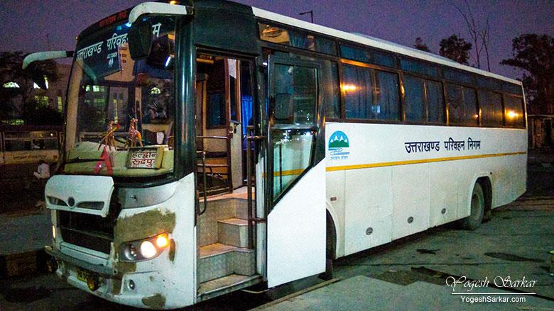 utc-ac-delhi-haldwani-bus