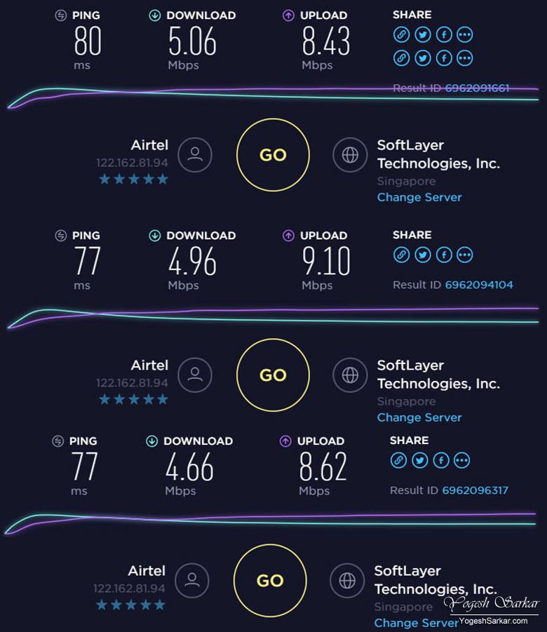 airtel-singapore-server