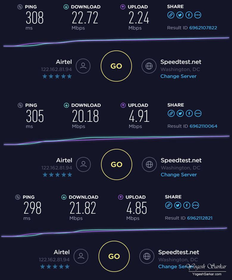 airtel-washington-speedtest