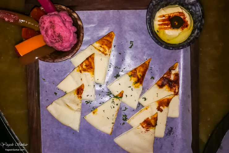 Hummus-Pita-Bread