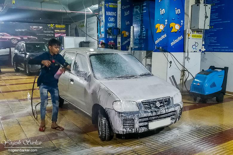 foam-wash