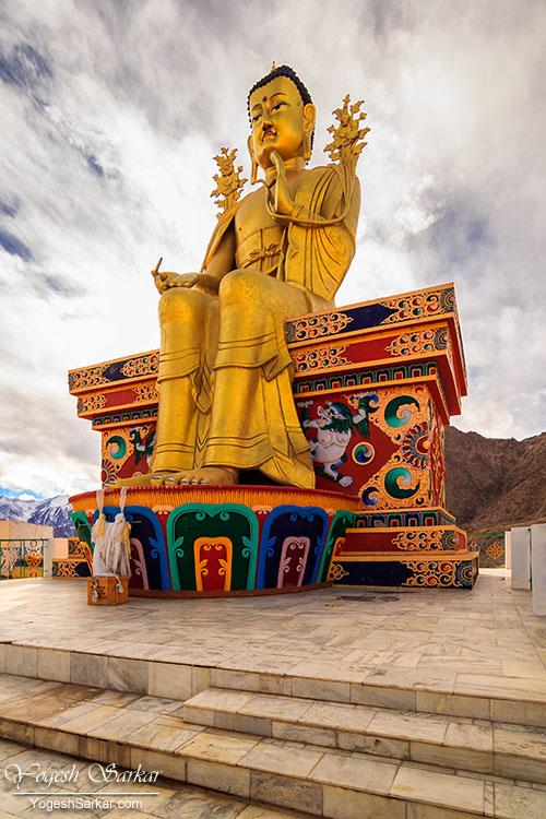 Maitreya-statue-likir