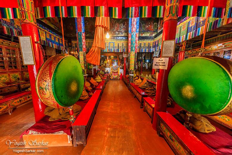 likir-monastery-temple