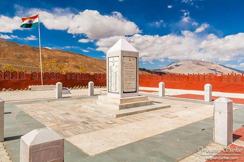 rezang-la-war-memorial